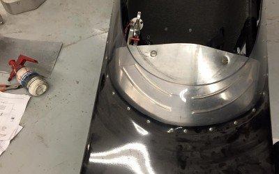 Custom Aluminum Dash