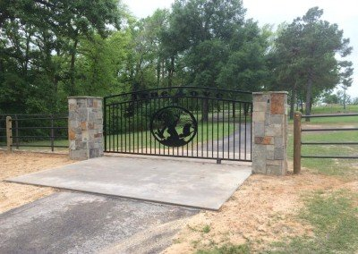 Custom Metal Gate
