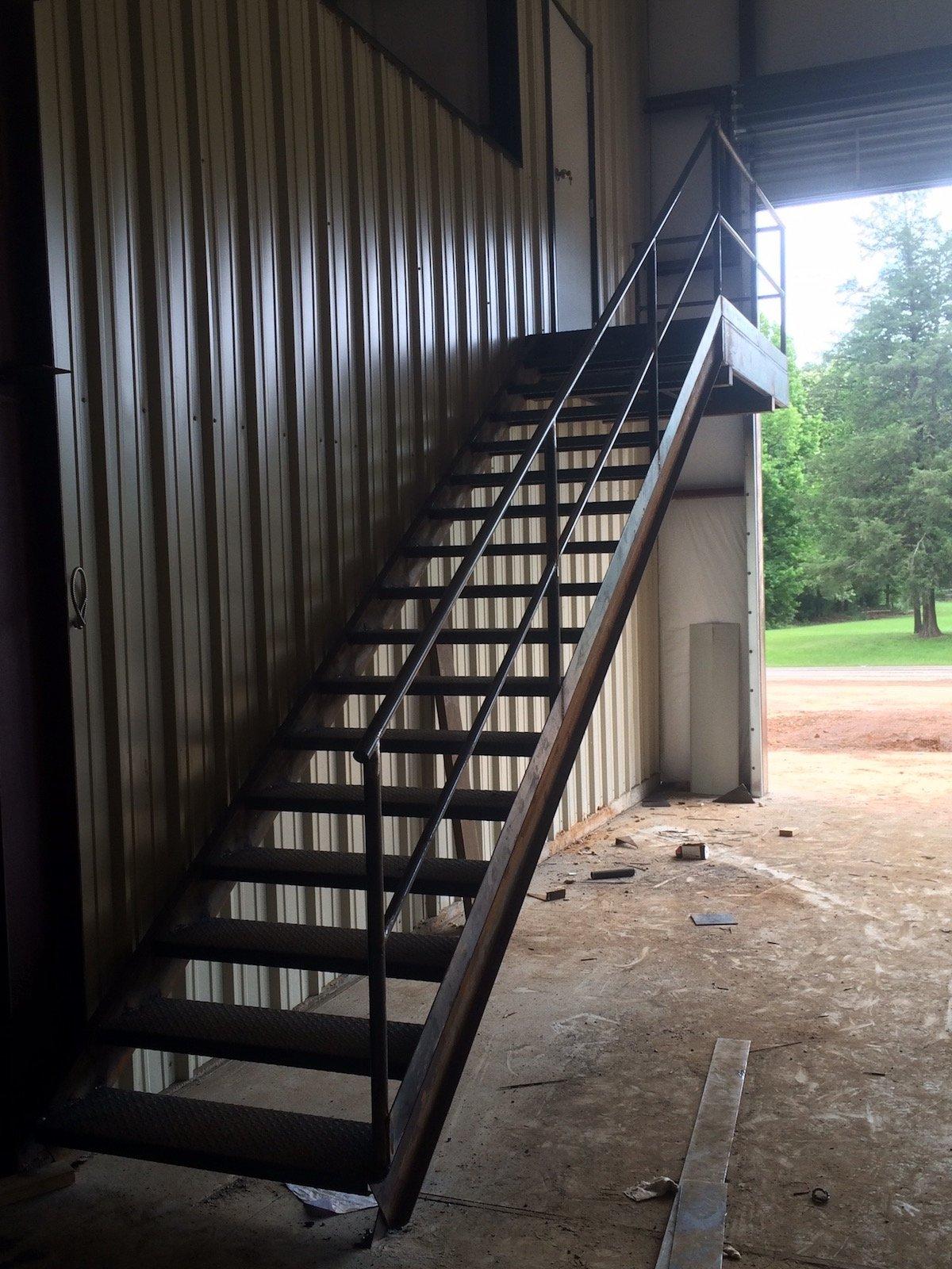 Heavy Duty Stairs