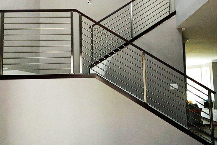 Railings and Stairs - MS Custom Welding